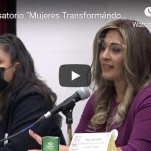 """""""Mujeres Transformándose en Grande"""""""